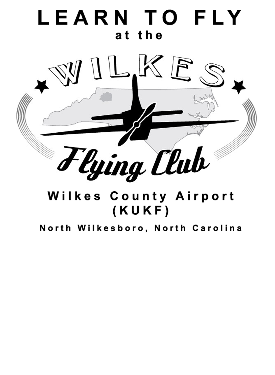 Learn to Fly at the Wilkes Flying Club